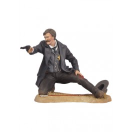 """Andrea Miniatures 54mm Toy soldier ,""""Je suis touché""""."""
