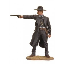 Andrea Miniatures 54mm Toy soldier ,Let Them Have It!