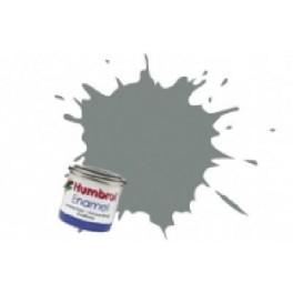 Peinture Humbrol 14ml N126 Gris moyen U.S satiné.