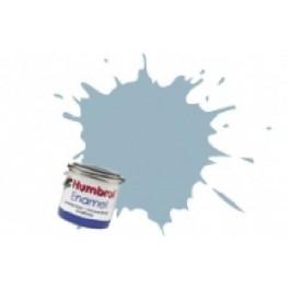Peinture Humbrol 14ml N127 Gris fantome U.S satiné.