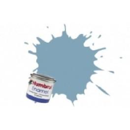 Peinture Humbrol 14ml N128 Gris boussole U.S satiné.