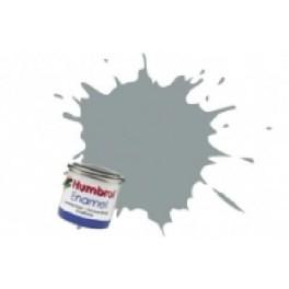 Peinture Humbrol 14ml N129 Gris mouette U.S satiné.