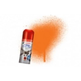Bombe de peinture acrylique 150ml humbrol N18 Orange brillant.
