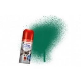 Bombe de peinture acrylique 150ml humbrol N30 Vert foncé mate.