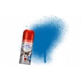 Bombe de peinture acrylique 150ml Peinture humbrol N52 Bleu baltique métalisé.