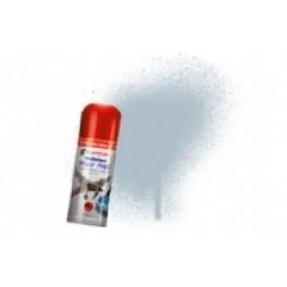 Bombe de peinture acrylique 150ml humbrol N56 Aluminium.