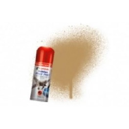Bombe de peinture acrylique 150ml humbrol N93 Jaune desert mate.