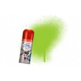 Bombe de peinture acrylique 150ml humbrol N203 Vert clair fluorescent.