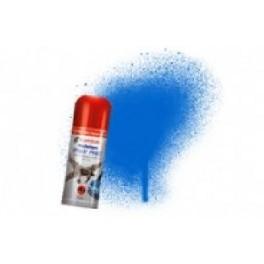 Bombe de peinture acrylique 150ml humbrol N210 Bleu fluorescent.