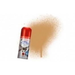 Bombe de peinture acrylique 150ml humbrol N237 Sable mat.