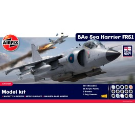 Airfix Sea harrier FRSS1