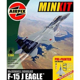 Maquette Airfix 1/100e MINI KIT F-15 J EAGLE.