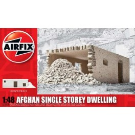 Airfix 1/48e HABITATION TRADITIONNELLE AFGHANE
