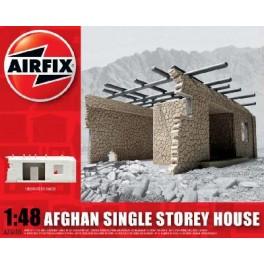 Decor Airfix 1/48e HABITATION TRADITIONNELLE AFGHANE EN RUINE