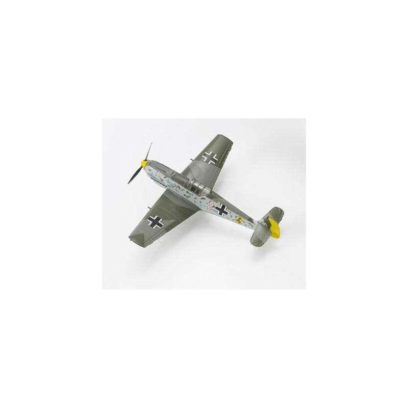 MESSERCHMITT Bf 109E maquette 1/72.