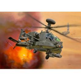 Maquette AH 64 LONGBOW APACHE , 1/144e Revell.