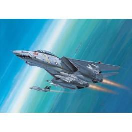 GRUMMAN F 14 D SUPER TOMCAT Maquette Revell 1/144e.