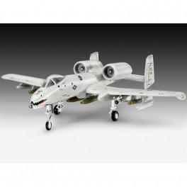 A-10A THUNDERBOLT II Maquette Revell 1/144e.