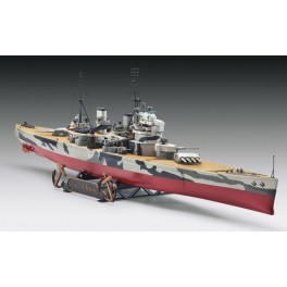 HMS PRINCE OF WALES Maquette Revell 570e.