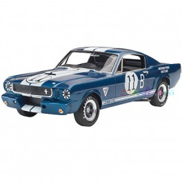 FORD MUSTANG 66 SHELBY GT 350 R Maquette Revell 1/24e.