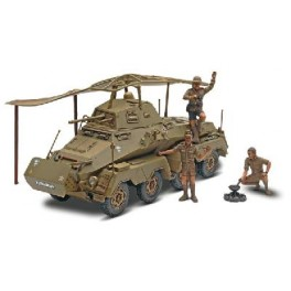 PANZERSPAHWAGEN SD.KFZ. 232  Maquette militaire 1/32e Revell.