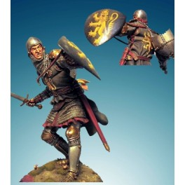 English knight figure kits.90mm.