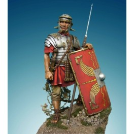 Soldiers figurine 90mm Tiberius Claudius Maximus 90-110 aprés JC