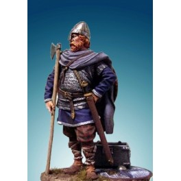 Soldiers 54mm.Viking Chieftain figure kits.