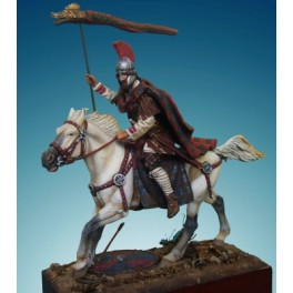 Soldiers 54mm.King Arthur figure kits.