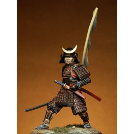 Romeo Models,54mm, Samurai of the Momoyama period (Japan 1574-1602) figure kits.