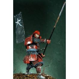 Romeo Models 90mm figuren, Samurai Azuchi-Momoyama , 1568-1600 .