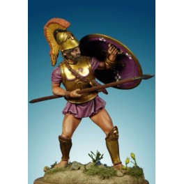 Soldiers 54mm,Figurine de Hoplite Romain VIe siècle avant JC.