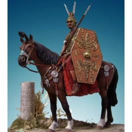 Figurine de Cavalier Romain Ier siècle Soldiers 54mm.