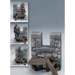 Andrea miniatures,54mm.Wehrgang.