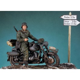 Andrea miniatures,90mm figure kit.The Break-Eastern Front, 1942.