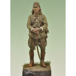 Andrea miniatures,90mm.Infantry Sergeant Major, 1942.