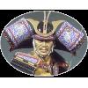 Figuras Samurai