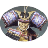 Samurai vollfiguren