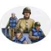 Figurines 1/35e Trumpeter