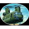 Maquette Hélicoptère