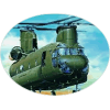 Maquettes Hélicoptère